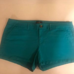 Women's AEO shortie stretch shorts